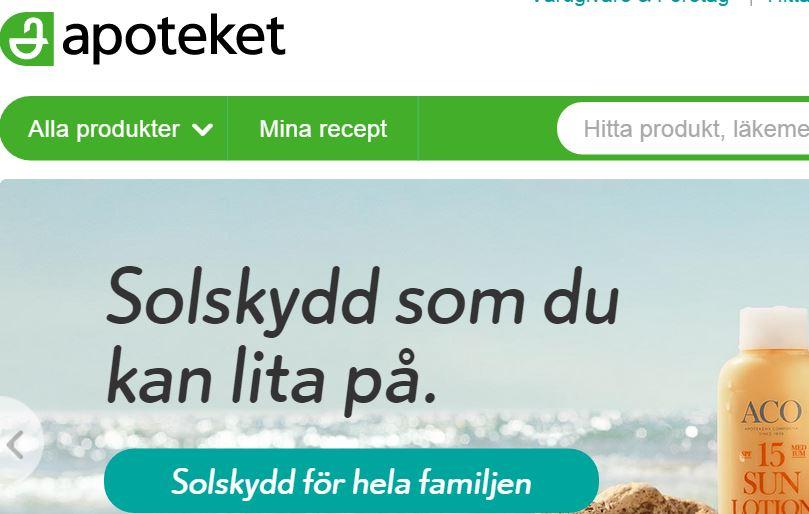 Apoteket.se, EPiServer CMS, EPiServer Commerce, Henrik Tingwall Episerver, Episerver Commerce, Nyheter, Offentlig sektor