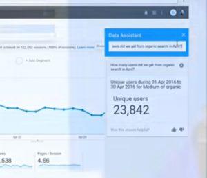 Google 360 Data Assistant