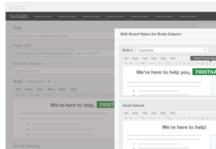 Hubspot, HubSpot Website Platform, Instapage, Unbounce, Wordpress Content Marketing, CRM Customer Relationship Management, CXM, Hubspot, Marketing Automation, Nyheter, Online Marketing, Wordpress