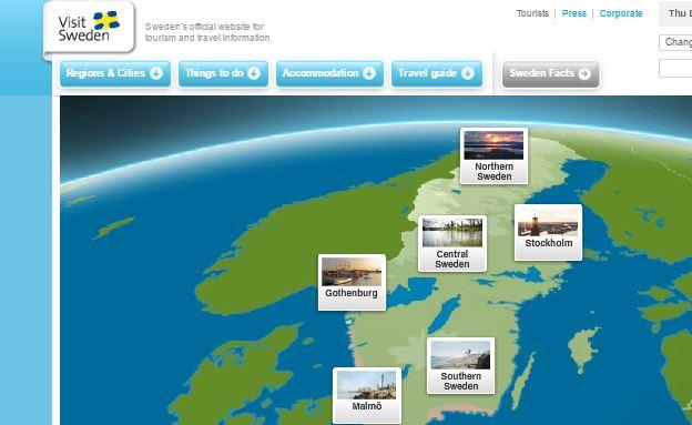 Anna Gullstrand, Fröjd, Jonas Overödder, visit sweden, Visitsweden.com Episerver, Nyheter, Offentlig sektor, Wordpress
