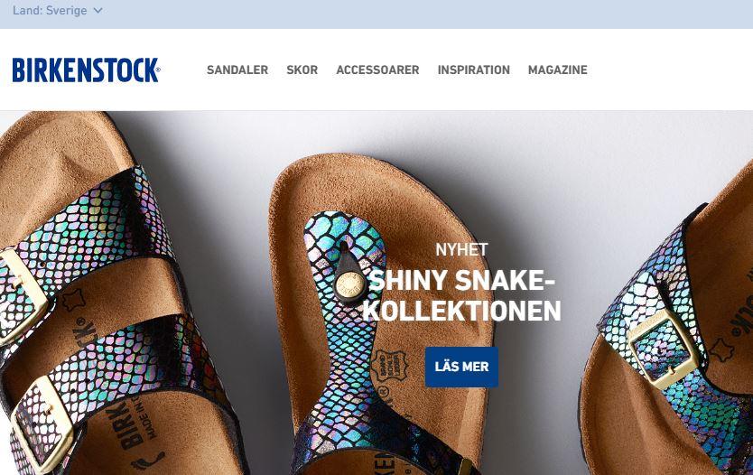 Birkenstock, Oliver Hoeck, Salesforce Commerce Nyheter, Salesforce, Salesforce Commerce Cloud