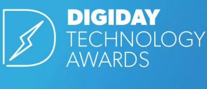 Digiday, Digiday Technology Awards, DMP CXM, Nyheter, Online Marketing
