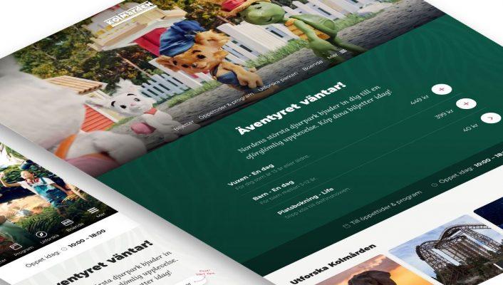 Contentful, Furuvik, gröna lund, Kolmården, kolmarden.com, React, react.js, Rebel & Bird, Skara Sommarland API, Contentful, Headless / Decoupled CMS, Nyheter