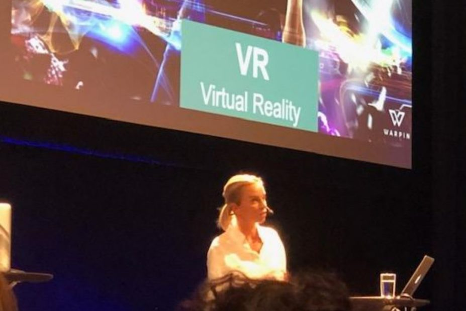 AR, Customer Loyalty Conference, hm, Magic Leap, mixed reality, vr, Warpin, Wednesday Relations CRM Customer Relationship Management, Lojalitetsprogram, Nyheter, Streaming