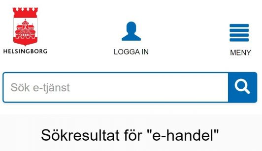 Helsingborgs stad fortsätter digitalisera, bygger e-handel åt sina lärare