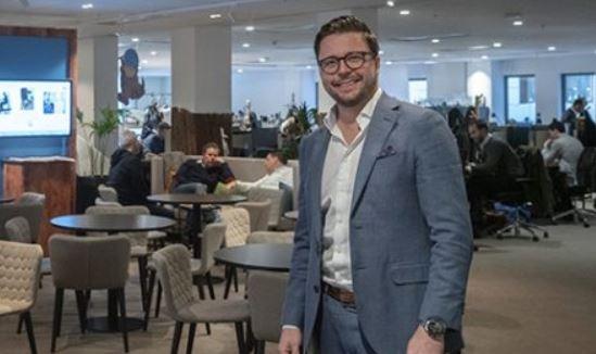 Salesforce Sverige, ledaren inom höga löner går bra. Nya siffror offentliggjorda