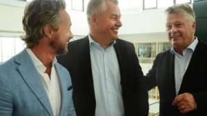 crm, Dan OlofssoN, Dynamics 365, Dynamics AX, Johan Glennmo, Lars kry, Nexer, sigma CRM Customer Relationship Management, CXM, Nyheter