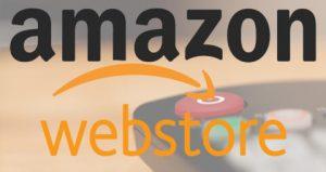 Amazon, Amazon Webstore, Jeff Bezos, Selz, Shopify Check out/Kassasystem, E-handel, Nyheter, Shopify