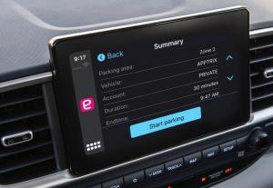 Apple CarPlay, Easypark, Johan Birgersson Android, iPad, iPhone, Nyheter