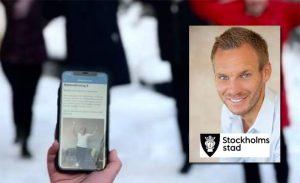 Consid, Erik Slottner, Flutter, Hållbar hälsa, Stockholms stad Android, iPad, iPhone, Nyheter, Offentlig sektor