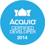 Acquia Certified Developer Drupal