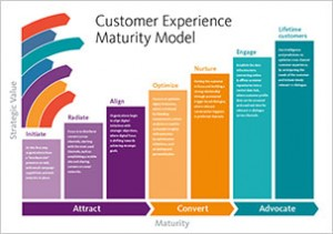 CXM Model maturnity