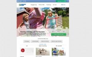 barncancerfonden episerver