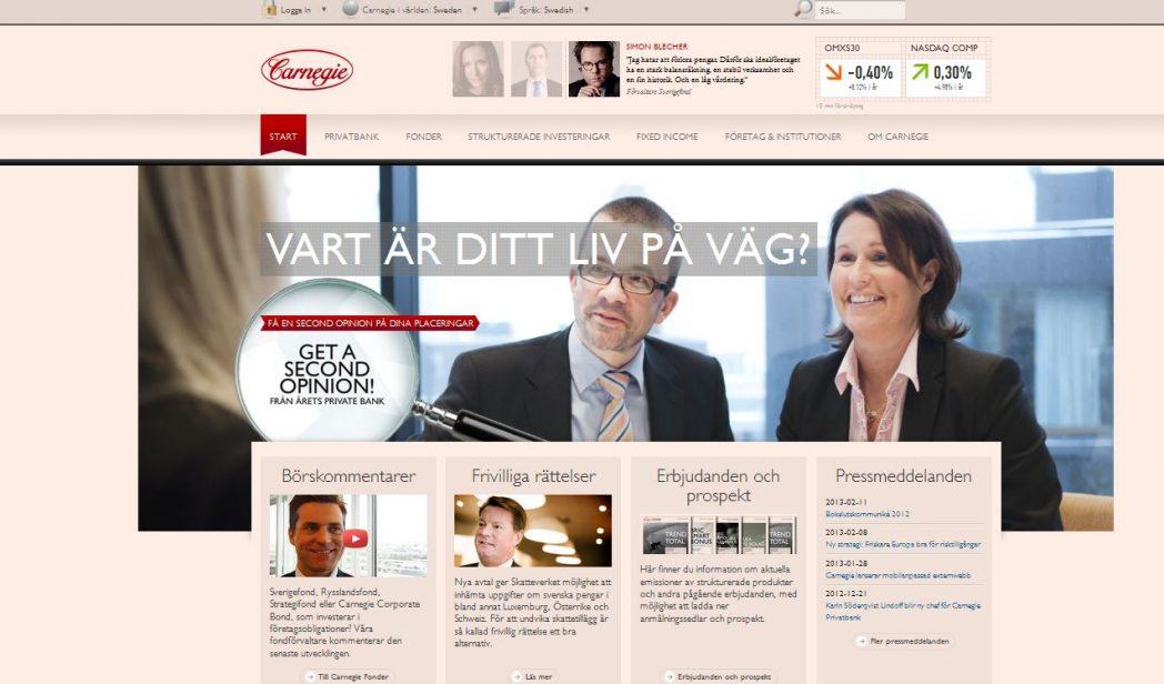 Carnegie, Obviuse, Responsive design Episerver, Featured, Responsive Design / Mobilwebb