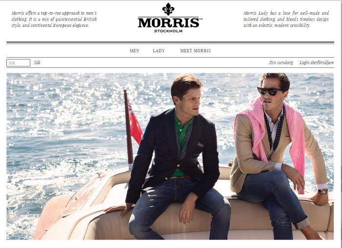e-handel, Morris, viskan E-handel system, Övriga / Custom CMS, Viskan