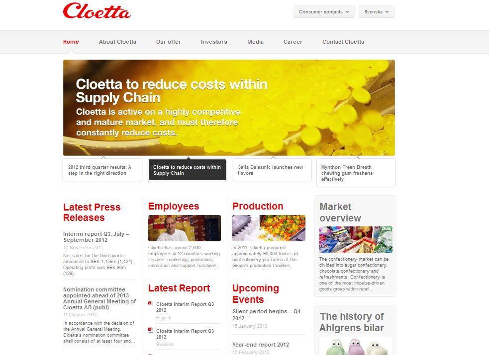 cloetta