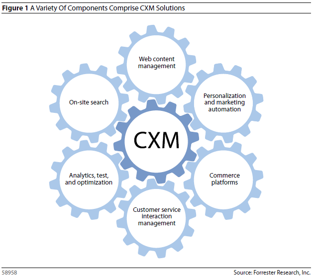 cxm portfolio adobe oracle ibm bestofbreed