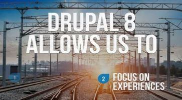 Acquia, dries buytaert, Drupal 8 CXM, Drupal, Nyheter, Online Marketing