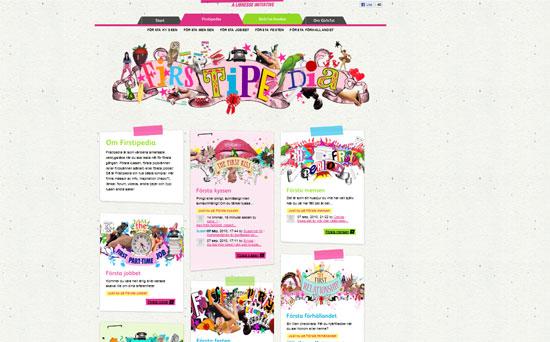 Cloudo, Creuna Platform, episerver community, Firstipedia, girls1st, Great Works, inuse, Libresse, Margareta von Renteln Chatbots, Community, Facebook Pages, Episerver, Nyheter