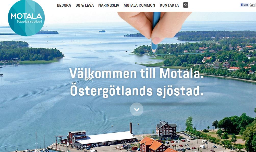 motala wordpress