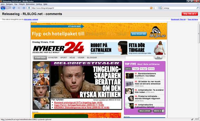 nyheter24.se annons
