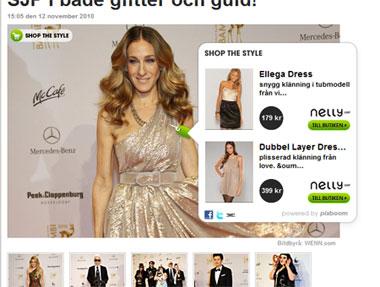 AdOperator, Affiliator, CJ, Double.se, Pixboom, social shopping, TradeDoubler, Zanox E-handel system, Javascriptramverk, Nyheter