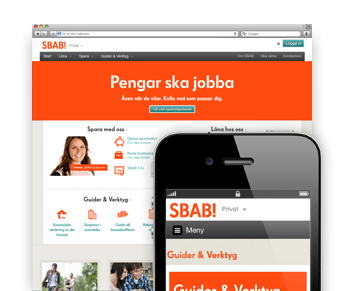 Per Thelin, SBAB, SiteVision, XLENT SiteVision