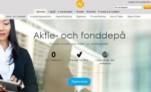 sitevision nordnet