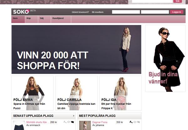 Expressen.se, RubyOnRails, Soko.se, TV4.se E-handel system, Nyheter
